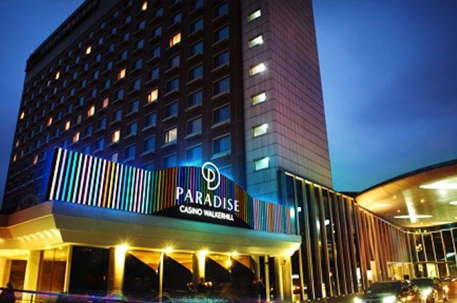 Korea's Paradise Co posts significant casino revenue increase