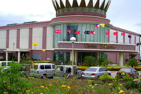 Casino Filipino in Tagaytay was closed by PAGCOR.
