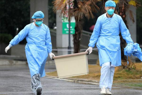Pneumonia outbreak in China could impact Macau gaming