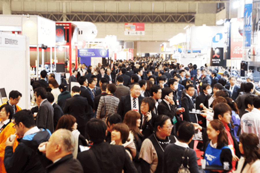 Inaugural IR Expo in Japan attracts 10,000 visitors