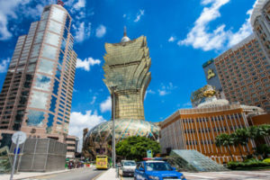 Macau: gaming taxes down 47.9%