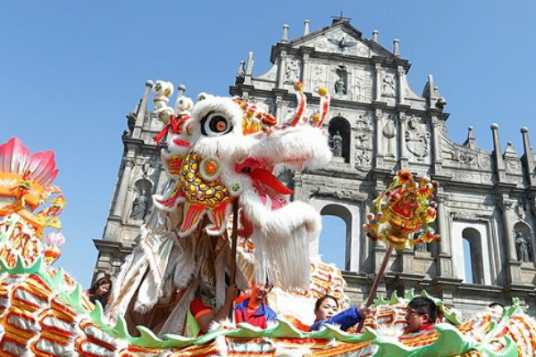 Macau to boost tourism industry.