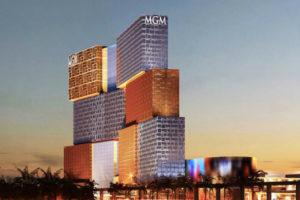 MGM China operates two venues at Macau.