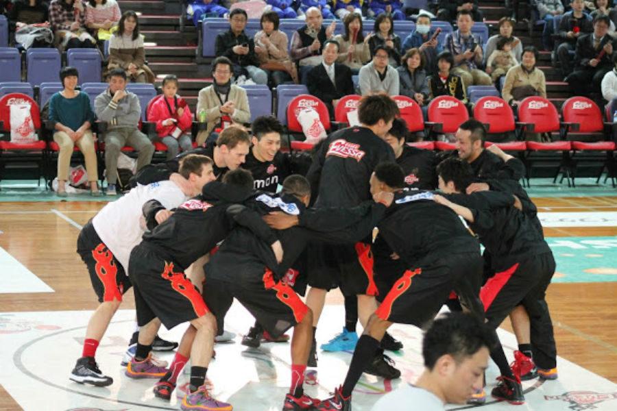 MGM Japan sponsors pro basketball team