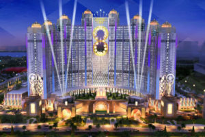 Studio City, in Macau Cotai
