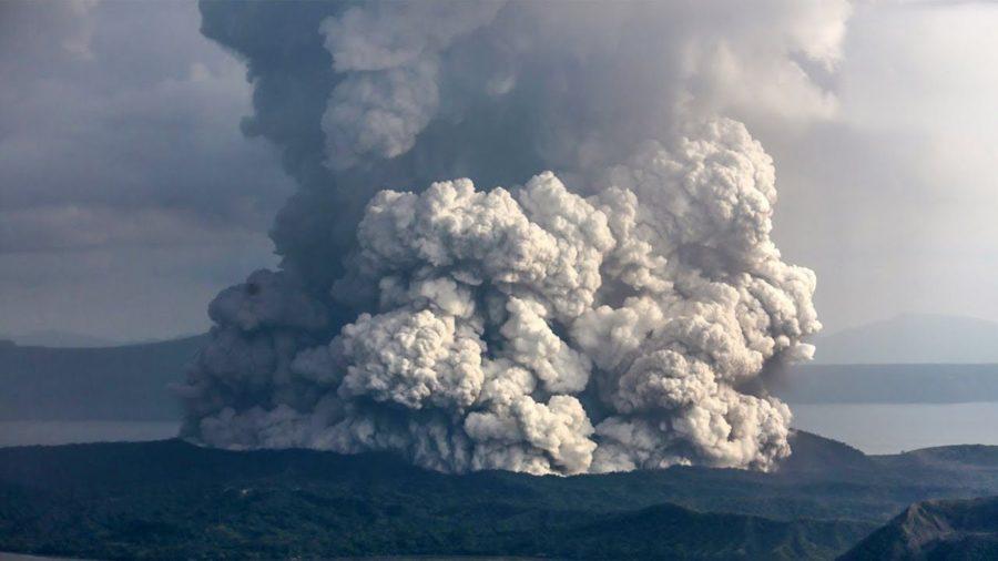 Manila casinos remain open despite volcano threat