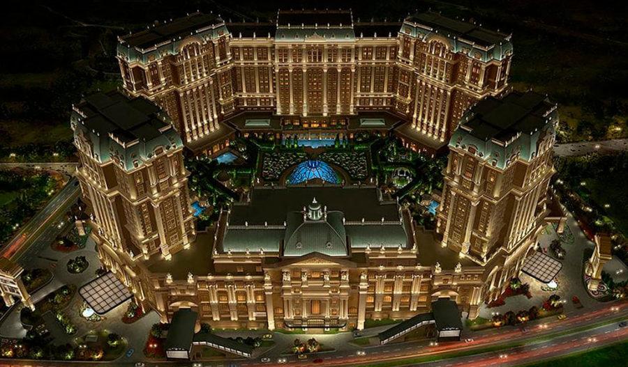 Macau: Grand Lisboa delays reopening