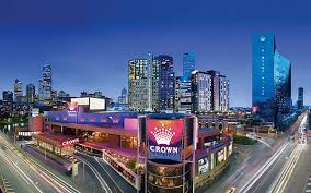 Blackstone Group has bought all of Melco's shares in Crown Resorts.