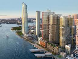Crown Sydney to finish casino tower in March
