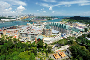 Genting Singapore will reduce wages