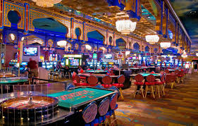 Goa: hostage incident at a casino