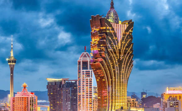 Macau GGR down in January