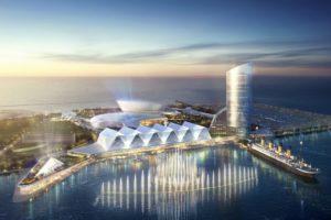 MGM named sole bidder for Osaka IR