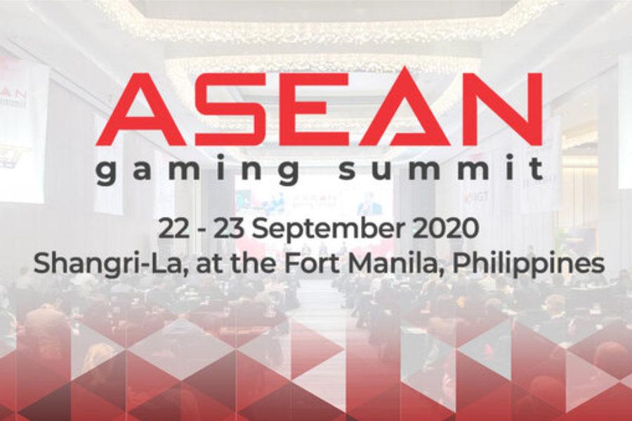 ASEAN Gaming Summit 2020 will be held on September