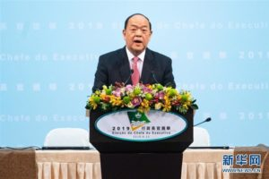 Macau to work with Chinese govt to help gaming sector
