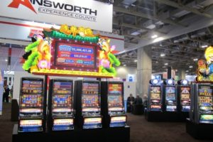 Ainsworth to push gaming developments despite crisis