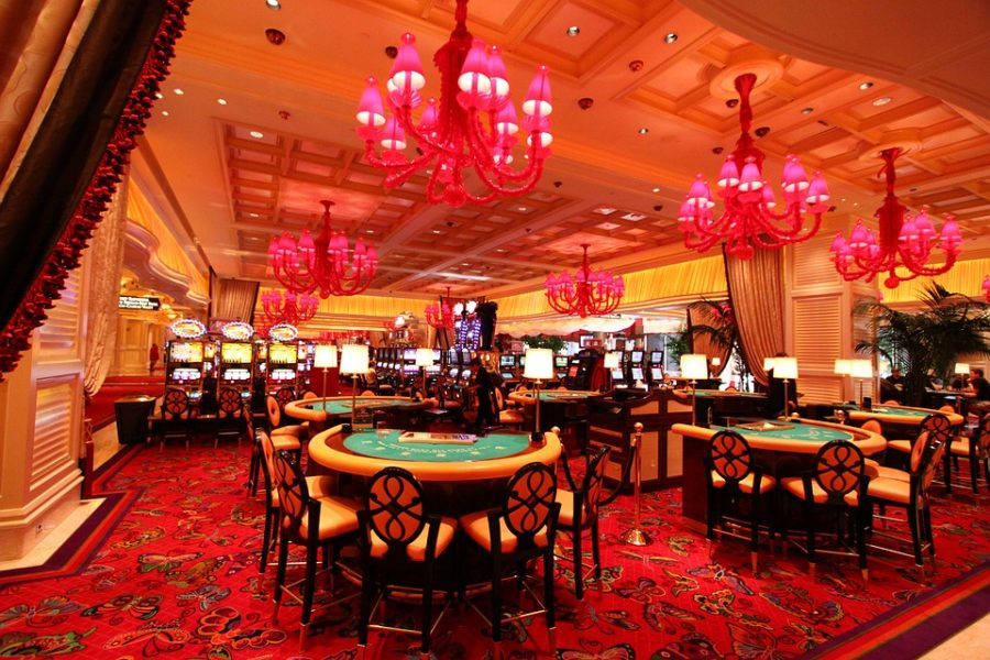 Casino workers asks for salaries to be paid on time.
