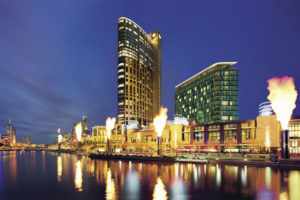 Australian casino company Crown Resorts announced its executive Alan McGregor will become its new chief financial officer.