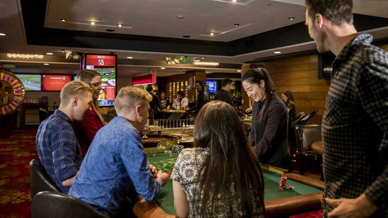Casinos face the coronavirus crisis.