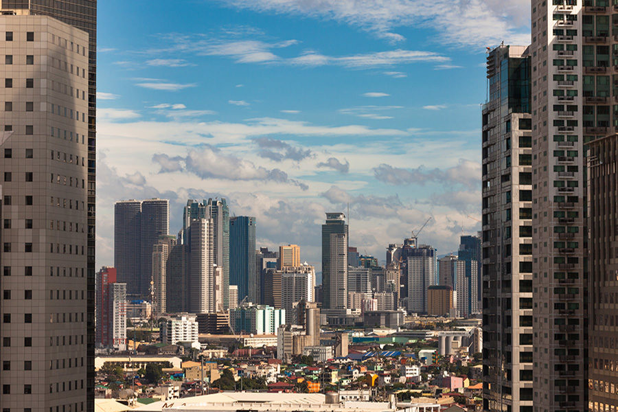 Manila accounts for 60% of the office space operations
