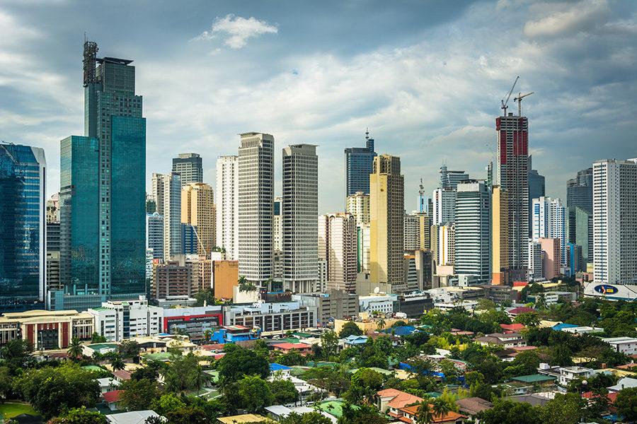 Casinos in Manila remain closed.