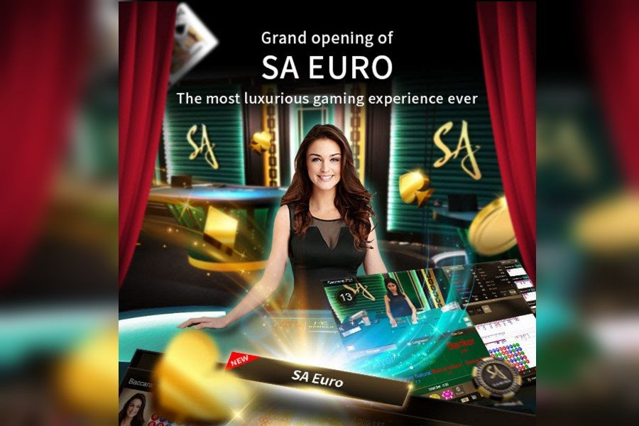 SA Gaming introduces new lobby