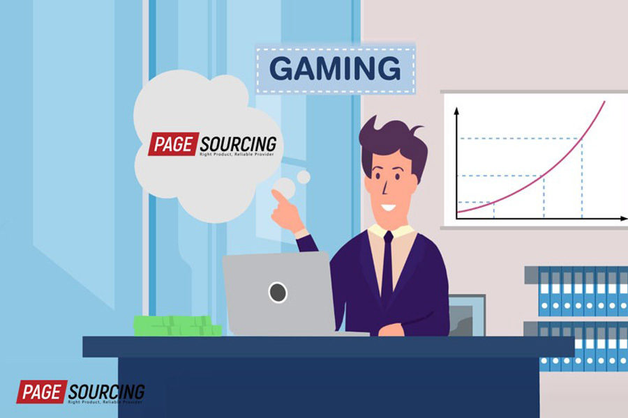 The platform is billed as a three-step path towards the best gaming products worldwide.