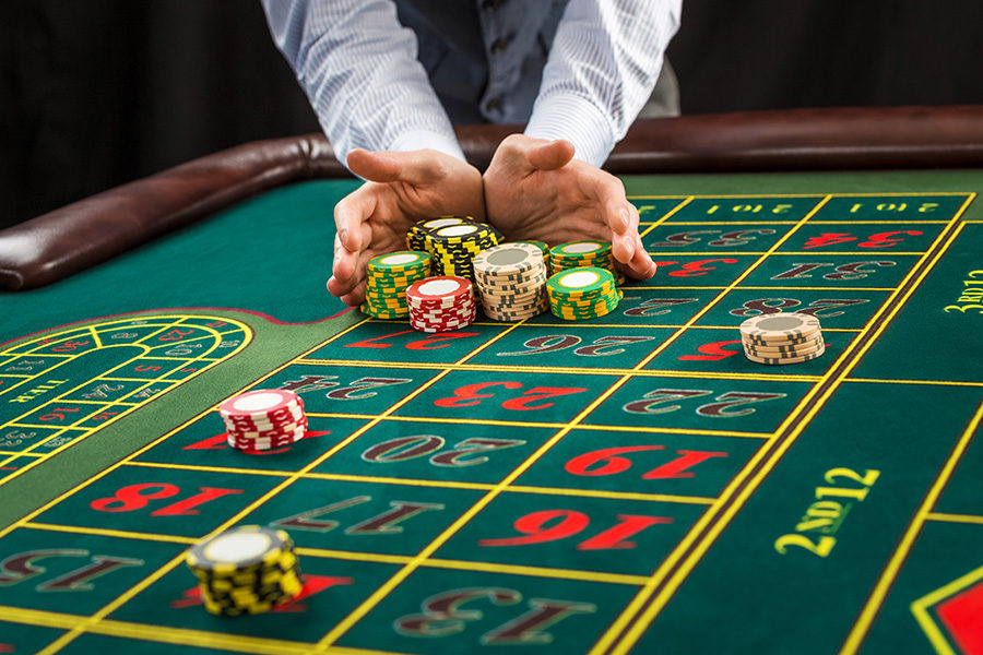 Safety protocols for casinos were introduced in February.