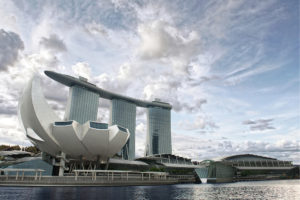Marina Bay Sands investigates money transfers