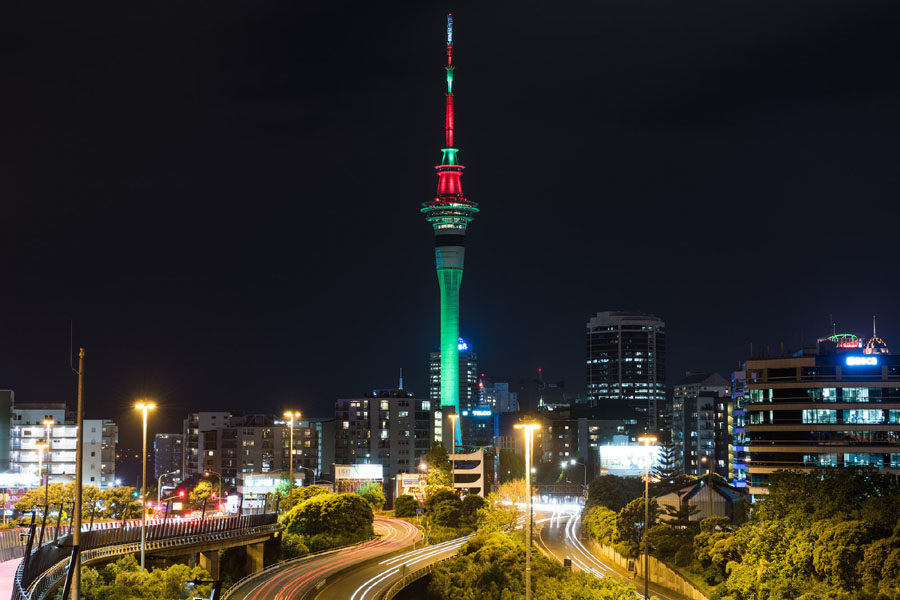 Auckland will remain on alert level 2.5 until at least September 14.