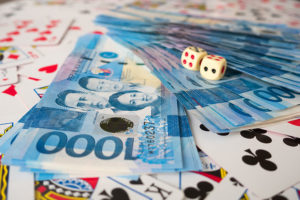 PAGCOR's fee collection halved