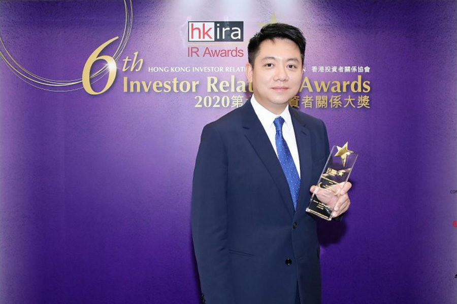 The operator just won three awards for its investor relations practices.