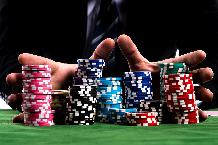 High rollers are taking out billions of dollars.