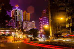 Golden Week is a key period for the gaming business in Macau.