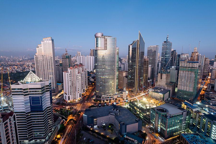 Okada Manila has a new president.