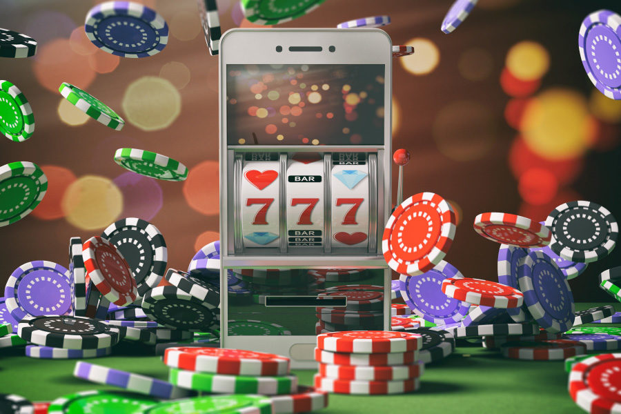 Young men increased their spending on online gambling.