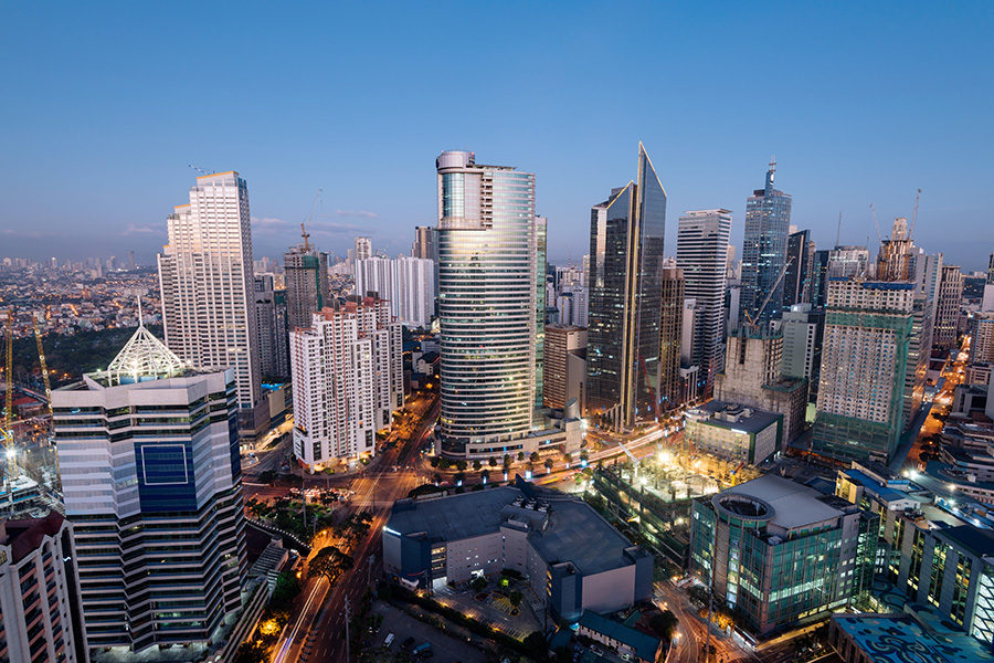 The company remains interested in developing a casino hotel in Manila.