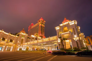 Authorities are seeking to diversify Macau's economy.