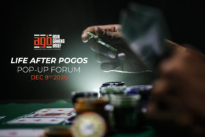 Life after POGOs: AGB pop-up Forum