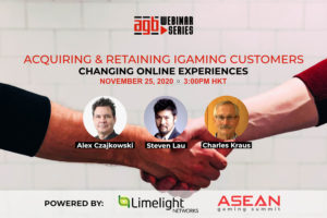 Next AGB Webinar on iGaming player acquisition