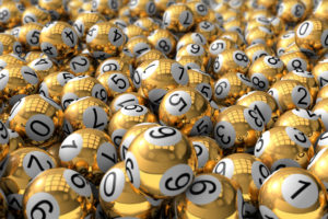 Year-to-date lottery sales are down by 23.9 per cent.