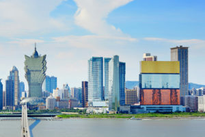 Gaming tax collection jumps 203% in Macau