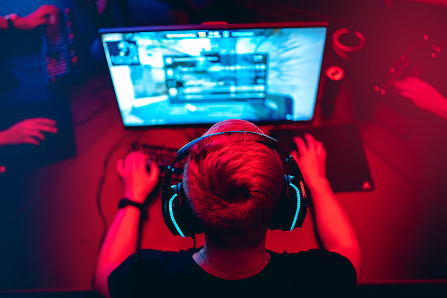 Gaming investment has rocketed in India.