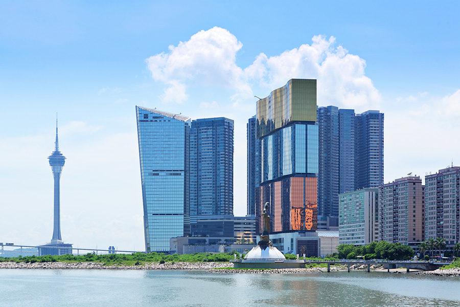 Macau hopes to begin vaccinations soon.