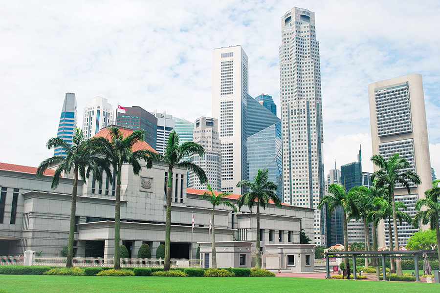 Singapore is seeking to allow business travel after the impact of the Covid-19 pandemic.