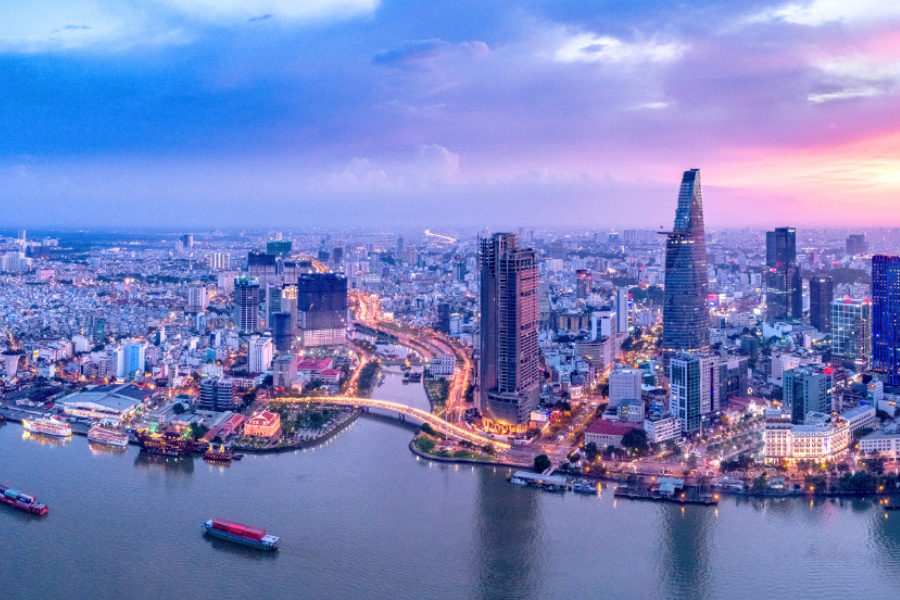 The gaming industry in Vietnam depends on international tourism.