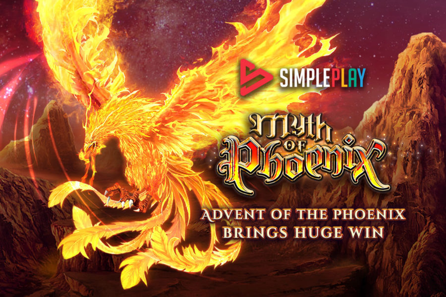 Myth of Phoenix is the latest game by SimplePlay.