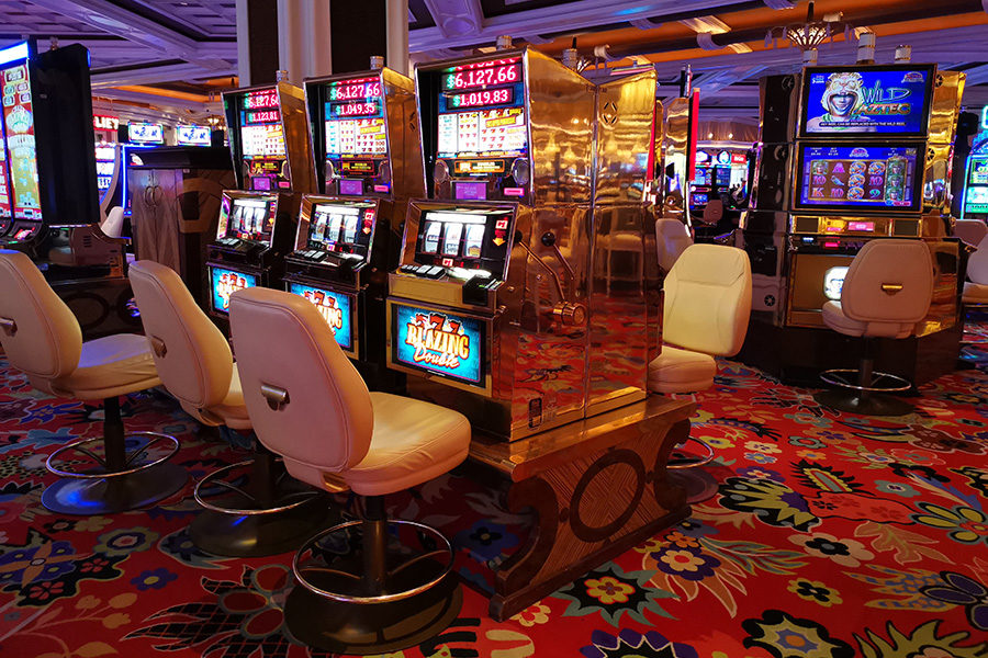 The casino will limit indoor capacity to 505 customers.
