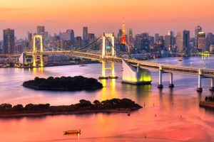 Foreign tourism in Japan fell 97.7% in December