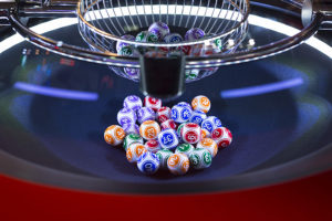 Video lottery sales plummet in China.